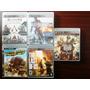 5 Juegos De Ps3 (battlefield 4-the Last Of Us Y Otros)