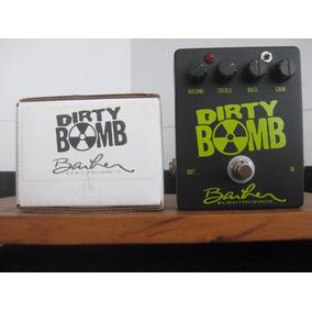 Pedal Barber Dirty Bomb (dirtortion Hi Gain)