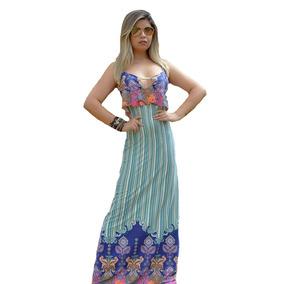 Vestido estampado curto mercadolivre