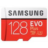 Cartão Samsung Micro Sdxc Evo 128gb 80mb/s Uhs-3 Sd Original