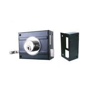 Fechadura Para Portão Sobrepor Ref-2008 - Hela Kit C/10 Pçs