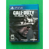 Call Of Duty Ghosts Ps4 Fisico Original Playstation 4