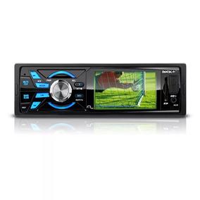 Som Automotivo Multilaser Rock+ Tela 3 + Tv Digital Rádio