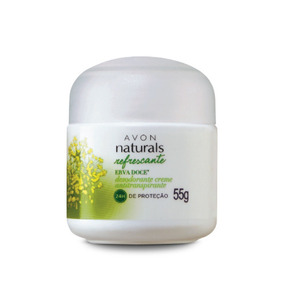Desodorante Creme Antitranspirante 55g - Erva Doce