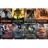 Colección Saga Cazadores De Sombra. Netflix Shadowhunter