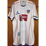 Camisa Duque De Caxias Usada Jogo Taça Rio 2008