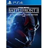 Elite Trooper Deluxe Edition Star Wars Battlefront Ps4