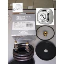 Kit Resistencia Blindada Aquecedor Cardal Re018 9100w