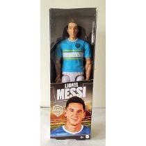 Lionel Messi- Muñeco + Burbujero