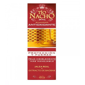 Tio Nacho Shampoo Antioxidante X 415ml