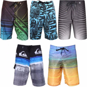 Kit C/ 10 Bermudas Shorts Tactel Masculina Academia Atacado