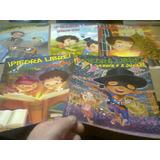 Lote X 5 Revista Infantil Piedra Libre Jardin Ret Kxz