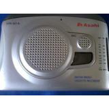 Radio Grabador Periodista Asahi Tpr-301 A Y Casetes D Regalo