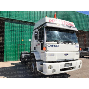 Paragolpe Ford Cargo 1722 Mod. Viejo