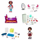 ¡paquete De Vacaciones! My Life As Mini Doll House Furnitur