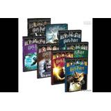 Dvd Colecao Harry Potter + Brinde Animais Fantasticos