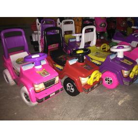 Carros Carritos Montables Niños Y Niñas Camioncito