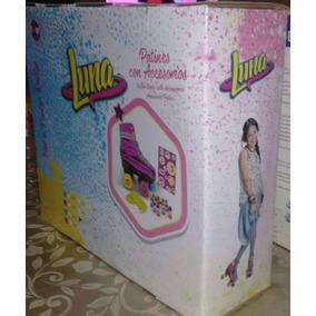 Patines Soy Luna Original + Asesorios