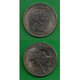 Grr-moneda De Filipinas 1 Piso 1985 - José Rizal