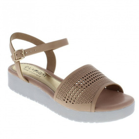 1367e8f303 Sapato Rosa Ramarim Total Confort Plataforma - Sapatos no Mercado ...