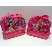Lonchera Colegio Infantiles Princesas Kitty Ben 10 Mikey