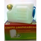 Lava Parabrisa Kit Completo Bomba Instalacion Lavaparabrisas