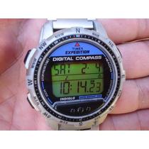 Patacão Antigo Relógio Timex N/ Ironman (raro)