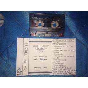 Cassette Luzbel Huizar En Vivo 80
