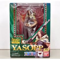 Yasopp Figura Figuarts Zero Bandai Jp Nuevo Sellado