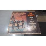 Lp The Beatles Volumen 4 Musart En Formato Acetato,long Play