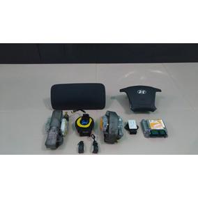 Kit Airbag Santa Fé 2008/2009/2010/2011/2012/2013