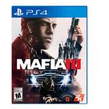 Ps4 Playstation Mafia 3 Físico Nuevo Original