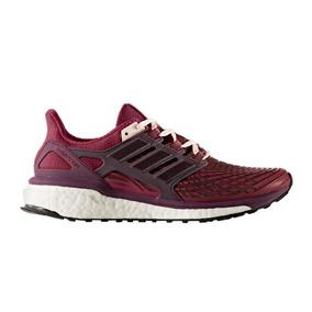 Zapatillas adidas De Mujer Energy Boost Bordo Running