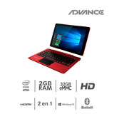 Laptop 2 En 1 Advance Cn4046 10.1