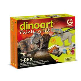 5218 Kit De Pintura Tiranosaurio Rex