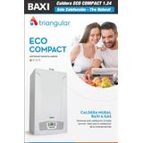 Caldera Baxi Eco5 Compact 1.24fi+ Kit Ventilacion