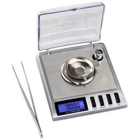 Mini Balanza Digital Miligramos Bascula 20g Joyero Portátil