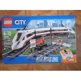 Oferta 60051 Lego City Tren De Pasajeros Electrico