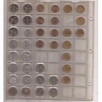 Israel Hoja Con 38 Monedas !!