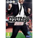 Football Manager 2018 Original Steam + Escudos + Editor