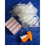 Kit Pratico 1000 Etiquetas + 5000 Pins P/ Roupas + Aplicador