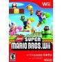 New Super Mario Bros Nintendo Wii Nuevo