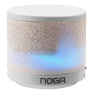 Parlante Portatil Bluetooth Noga Ngs-310 Led Colores Gtia