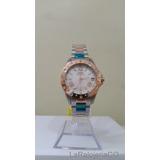 Reloj Invicta Mujeres Oro Rosa Cristales Swarovski 12856