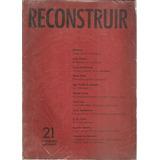 Revista Reconstruir Nº 21 1962