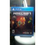 Minecraft Ps4 Nuevo Sellado Tienda Fisica