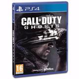 Call Of Duty Ghost Ps4 Fisico Nuevo Original Sellado