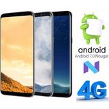 Celular Barato S8 Android 7 Tela 6.0 Wifi Gps 4g 2 Chips