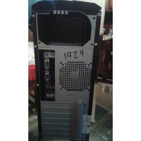Computadora Con Memoria 4gb/dd750gb/ Procesador Intel Dual