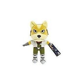 Peluche 7 5 Pg Nið£âo Jakks Nintendo Star Fox Star Fox